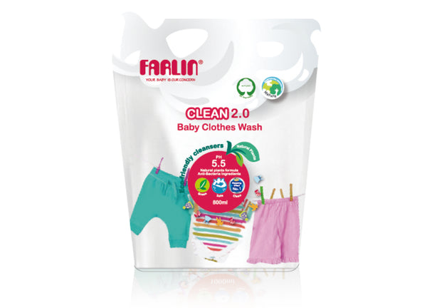 Farlin Baby Clothes Wash - CB-10005