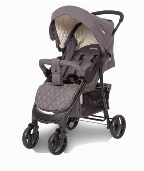 TINNIES BABY STROLLER - E03 - 5 COLORS