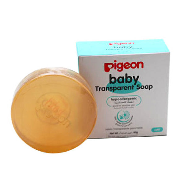 PIGEON BABY TRANSPARENT SOAP - I517