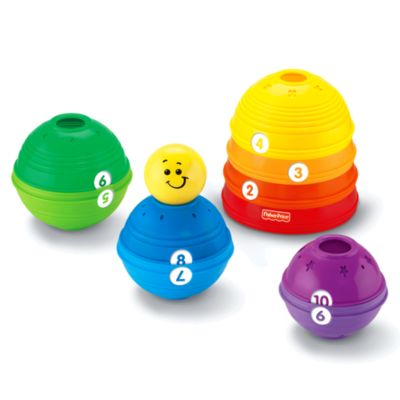 FISHER PRICE CUP BALL - K7166