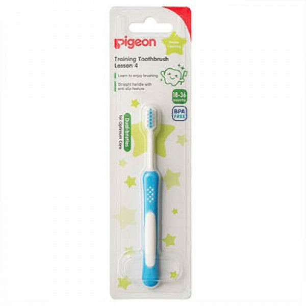 TRAINING TOOTH BRUSH LESSON 4, BLUE - K832
