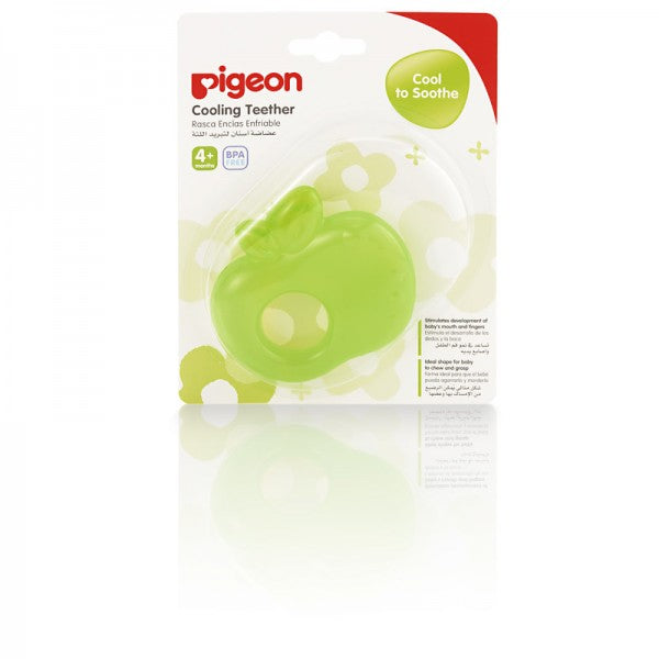 COOLING TEETHER, APPLE - N637