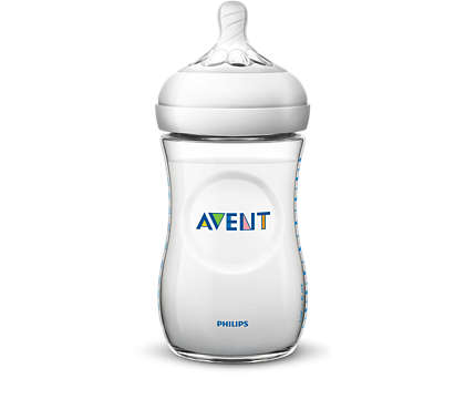 NATURAL II PP 260ML FEEDING BOTTLE PK1 - SCF693/13