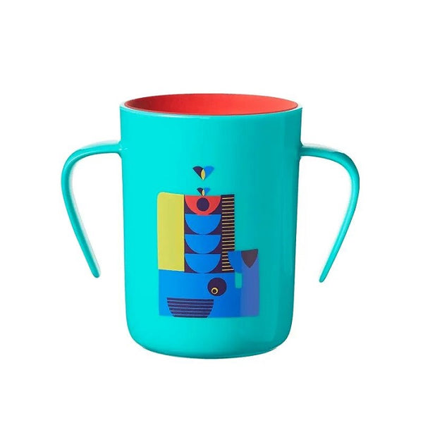 TT 447205 360 Trainer Cup Deco - Teal