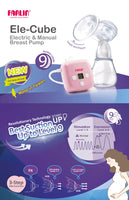 Ele-Cube Manual & Elecvtric Breast Pump - AA-12002