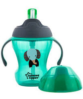 TT 447144 -230ML STAGE 2 EASY DRINK CUP- GREEN