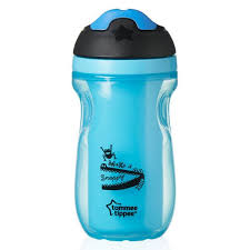TT 447132 Tommee Tippee Insulated Sippee Cup 260ml Blue
