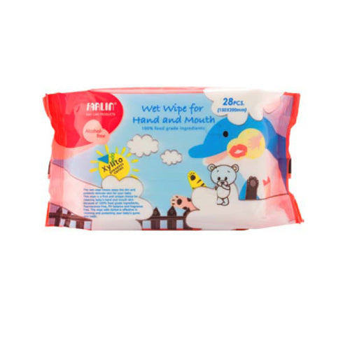 WET WIPES FOR HAND & MOUTH - DT-009