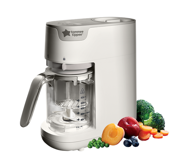 TT 423225 Quick Cook Baby Food Blender, White