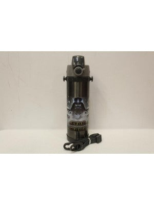 Star wars black Thermal Metallic Water Bottle