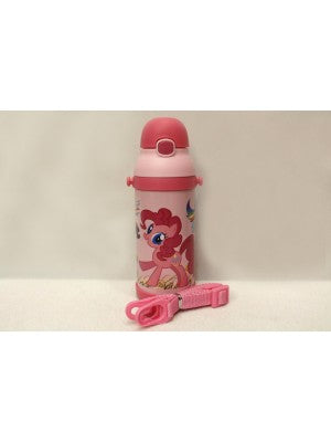 Pony pink Thermal Metallic Water Bottle