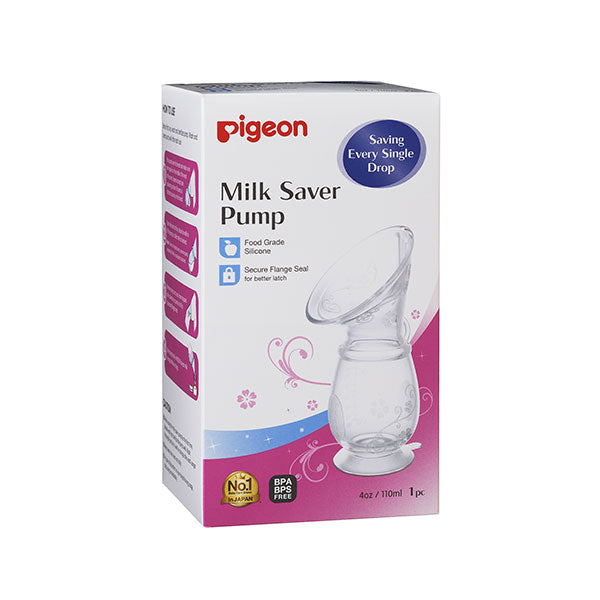 MILK SAVER PUMP 100ML/4OZ - Q26914-1