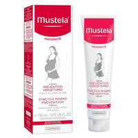 MUSTELA STRETCH MARKS PREVENTION CREAM 150gms - 5582