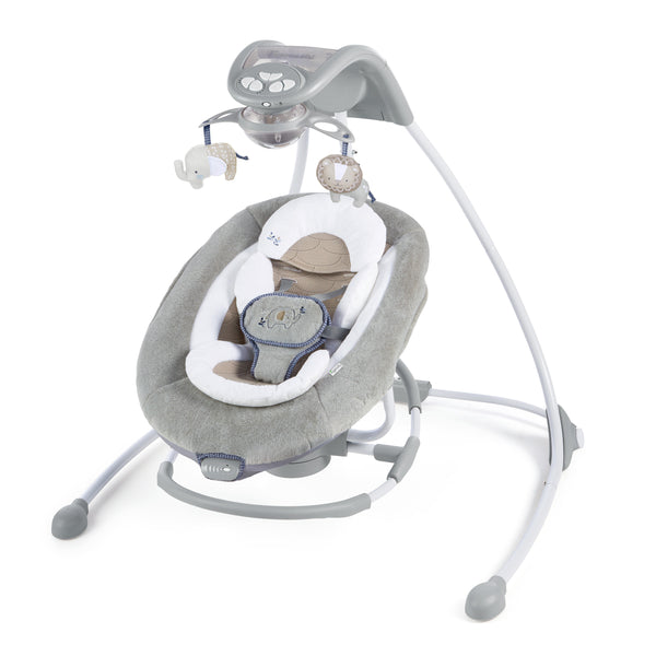 DreamComfort™ InLighten Cradling Swing & Rocker™ - Townsend™ - 10873