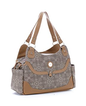 MAMA BAG BEIGE COLORLAND - TT005