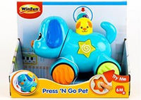 PRESS 'N GO PET – PUPPY- 0733