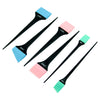 Silicone Tint Brush Set Of 5 - Passion4hairUK