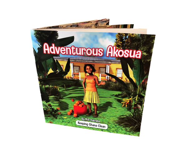 African Children's Books