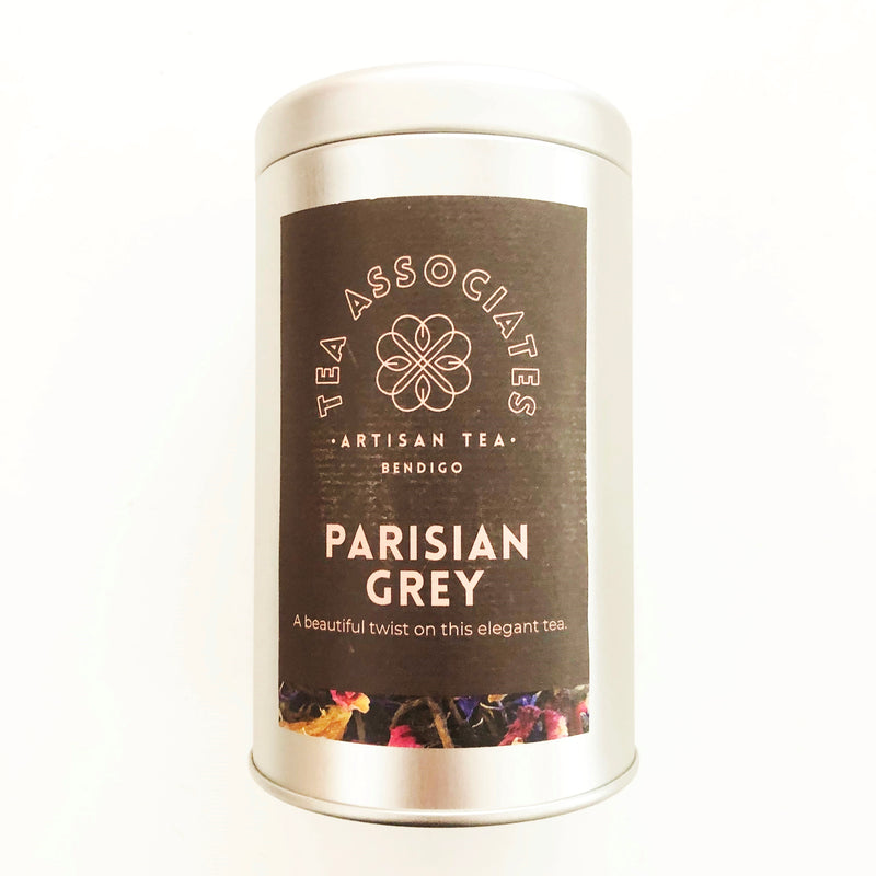 Parisian Grey Tea - 70g Silver Tin