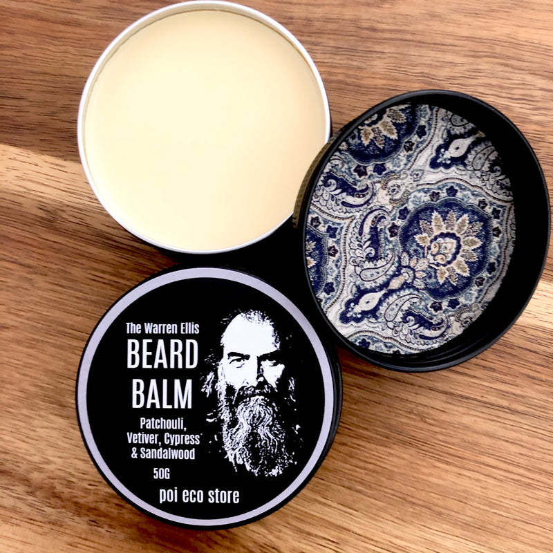 The Warren Ellis Beard Balm - Gentleman's Blend - 50g