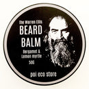The Warren Ellis Beard Balm - Bergamot & Lemon Myrtle - 50g