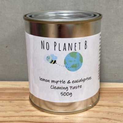 Cleaning Paste - Lemon Myrtle & Eucalyptus - 500g