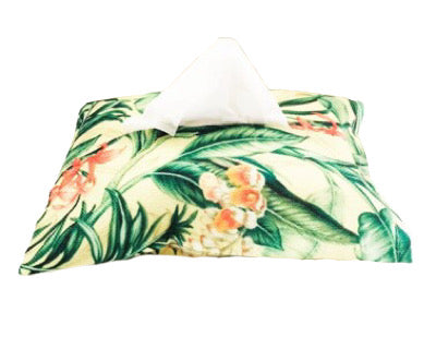 Travel Tissue Pouch - Floral