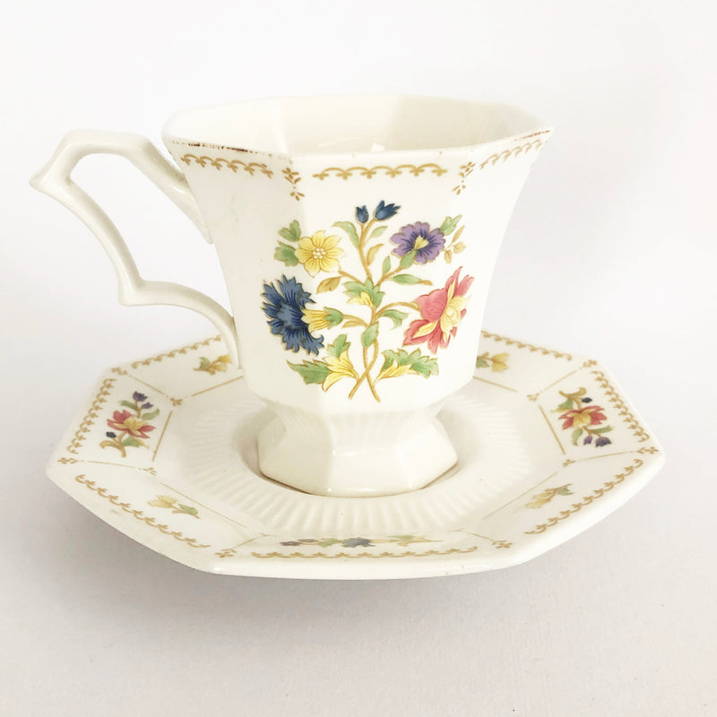 Nikko classic collection Cup & Saucer set