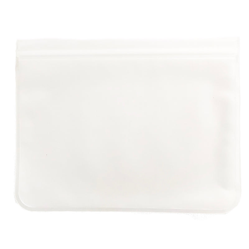 Reusable - zip lock food storage bag 26cm x 20cm
