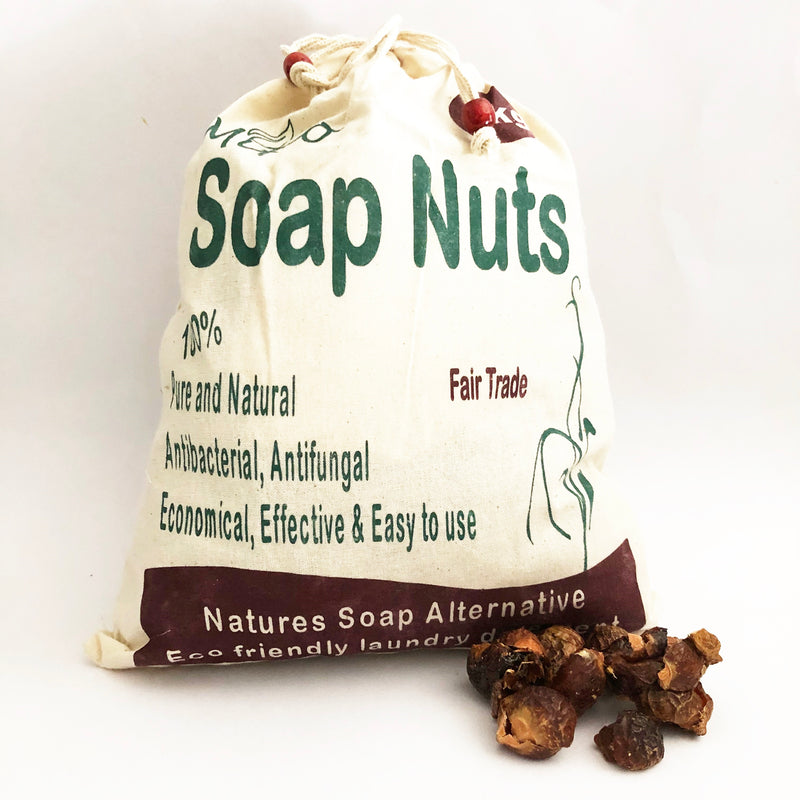 Soap Nuts - 1kg with Wash Bag