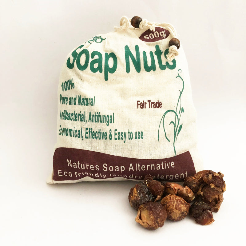 Soap Nuts - 500g with Wash Bag