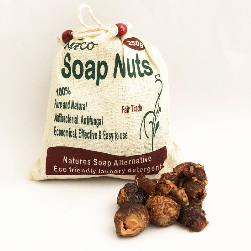 Soap Nuts - 250g with Wash Bag