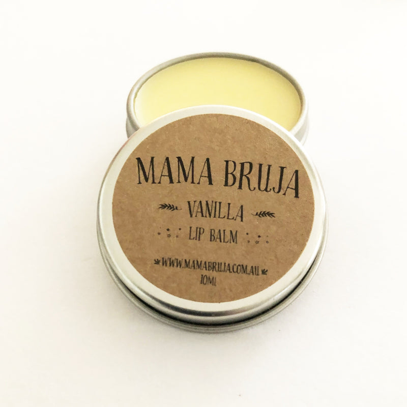 Vanilla Bean Lip Balm 10ml