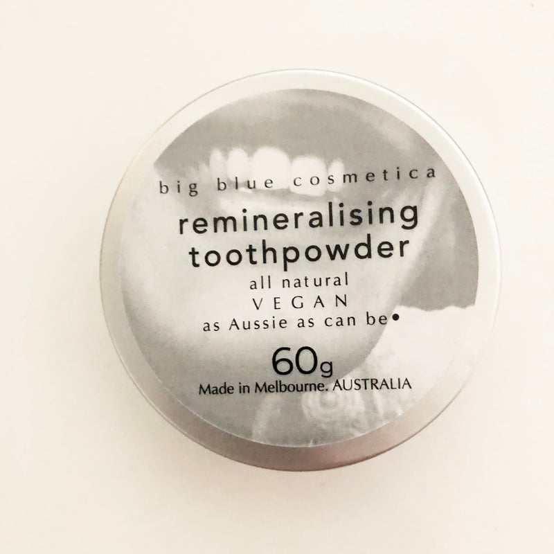 Remineralising Toothpowder 60g