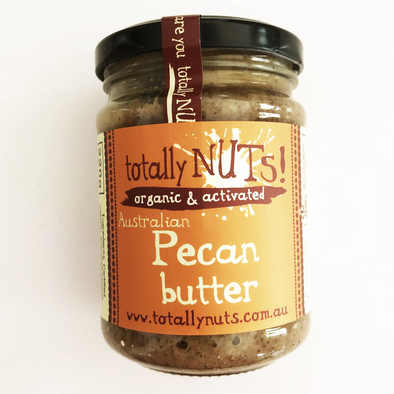 Pecan Butter - Organic - Activated 220g