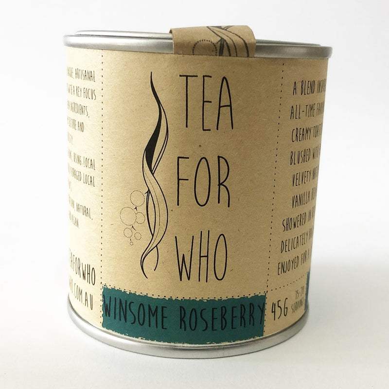 Winsome Roseberry Tea