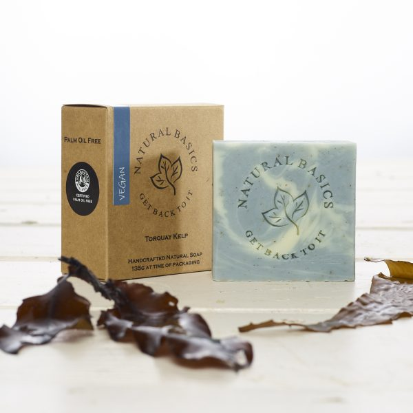 Torquay Kelp soap bar 135g