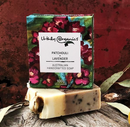 Patchouli + Lavender soap bar 100g