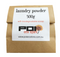 Laundry Powder with biodegradable scoop 500g