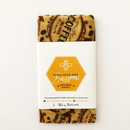 Single Beeswax Wrap - Coffee Beans