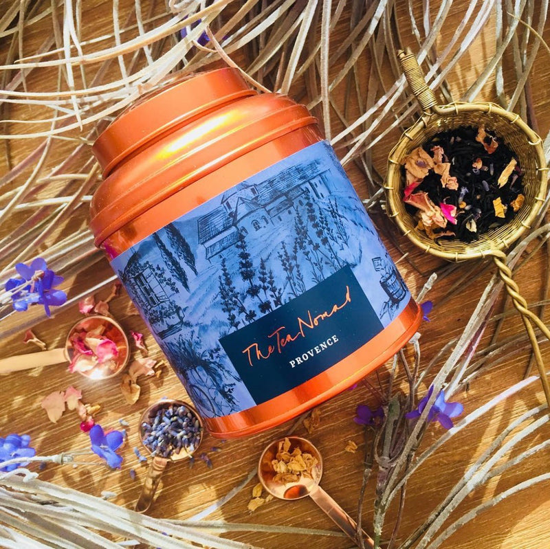 Travel Inspired - Provence Tea - 85g Canister
