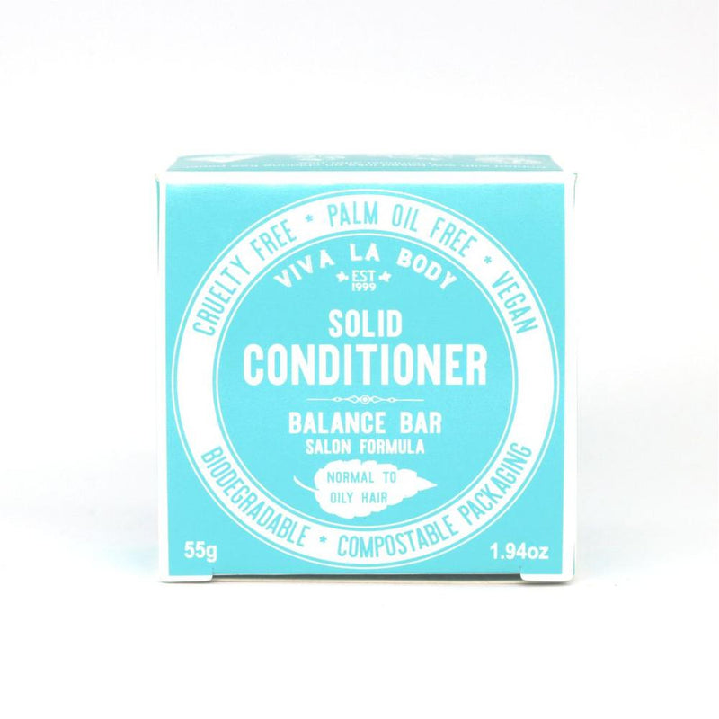 Solid Conditioner Balance Bar - Oily Hair