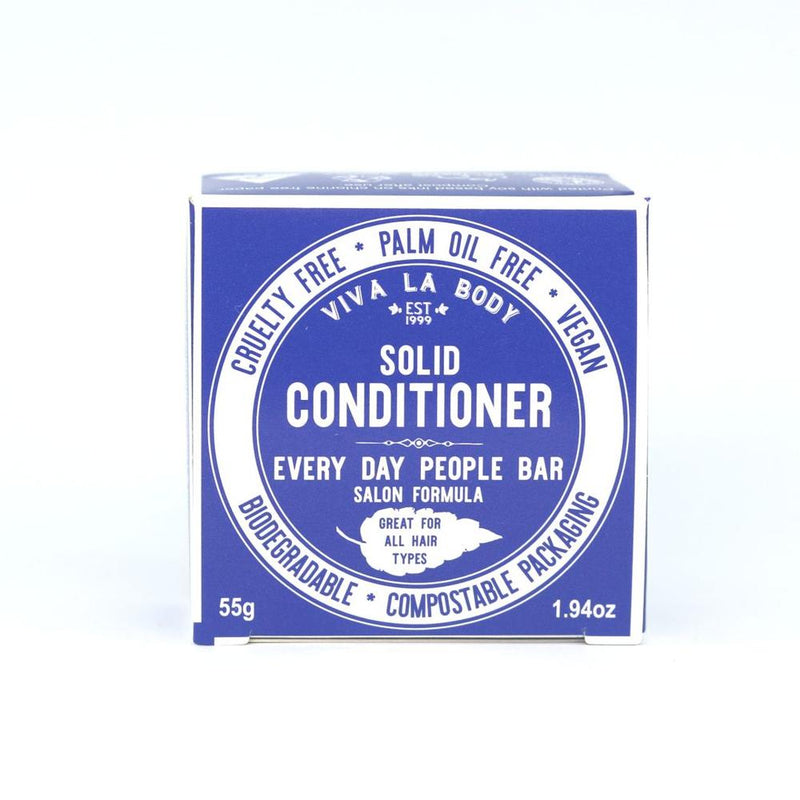 Solid Conditioner Everyday People - All Hair Types