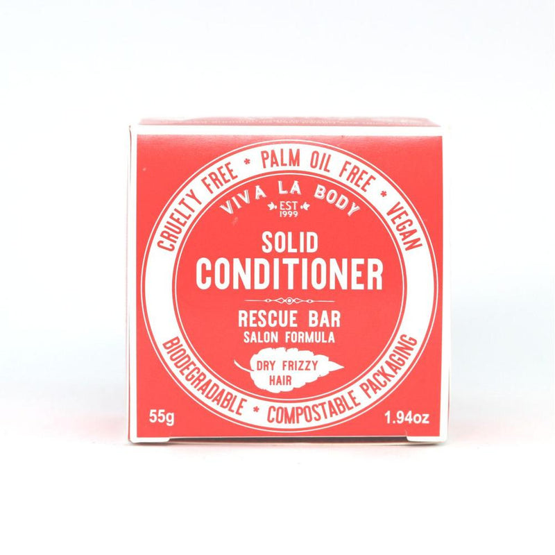 Solid Conditioner Rescue Bar - Dry & Frizzy Hair