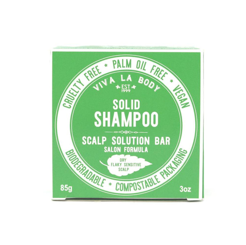 Solid Shampoo Scalp Solution - Dry & Flaky Scalp