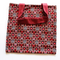 Hearts fully lined shopping tote