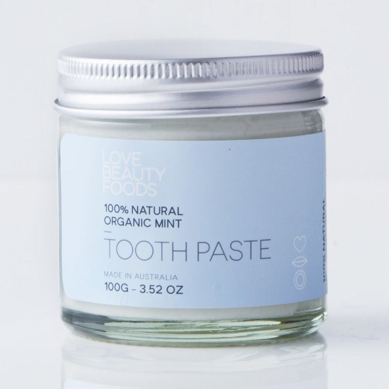 Organic Mint Toothpaste 100g