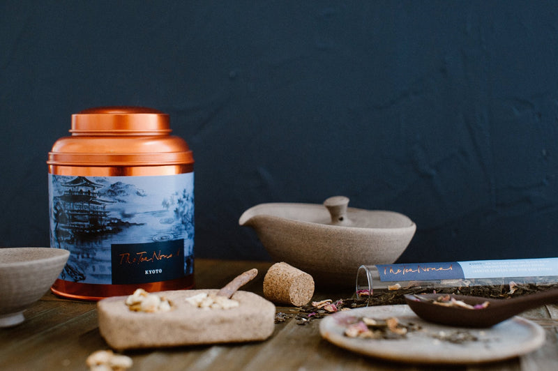 Travel Inspired - Kyoto Tea - 85g Canister