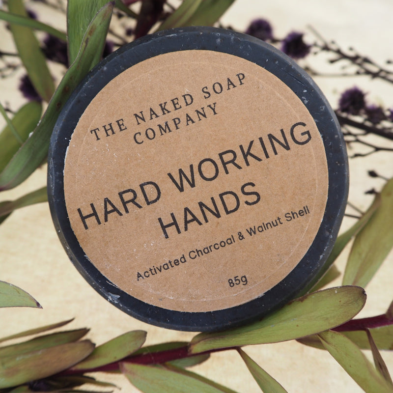 Hard Working Hands Soap Bar 85g
