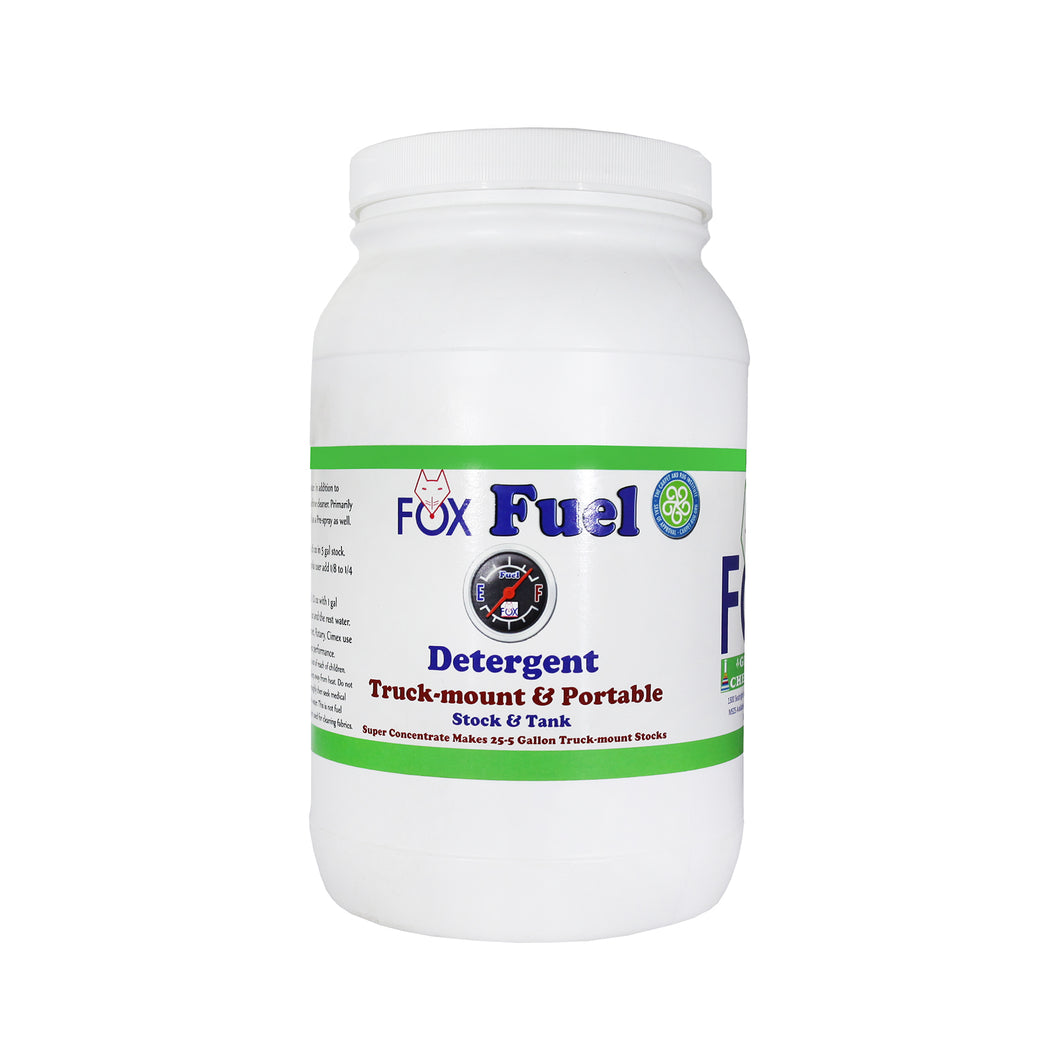 Fox Fuel Super Concentrate Detergent